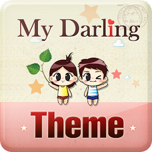 MyDarling Animation theme1 for PC and MAC