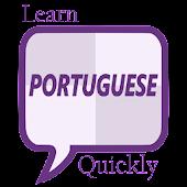 Learn Portuguese Quickly