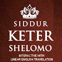 Hebr-Eng  Siddur Keter Shelomo icon