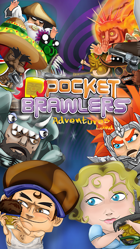 Pocket Brawlers: Adventures
