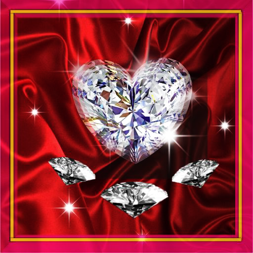 Diamond Heart 3D LiveWallpaper LOGO-APP點子