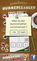 Screenshot of Bummerl