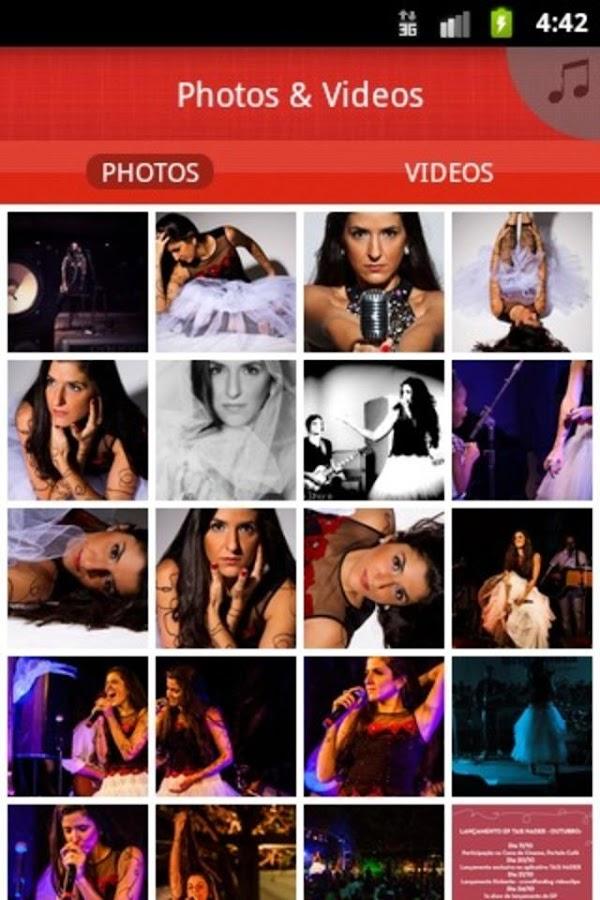 Tais Nader - screenshot