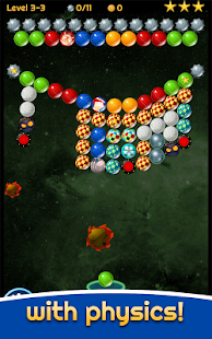 Space Bubble Shooter- screenshot thumbnail