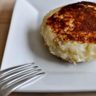 Mashed Potato Pancakes.