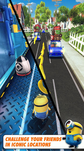 Despicable Me: Minion Rush v1.0.0  [android]