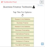 Screenshot of Learn Business Education Free
