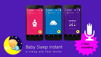 Screenshot of Baby Sleep Instant