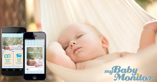 【免費醫療App】MyBabyMonitor Video-Audio PRO-APP點子