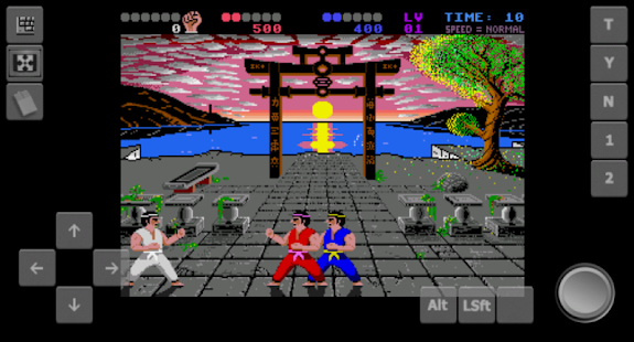 Hataroid (Atari ST Emulator)- screenshot thumbnail
