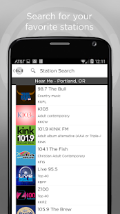 Clip Radio- screenshot thumbnail