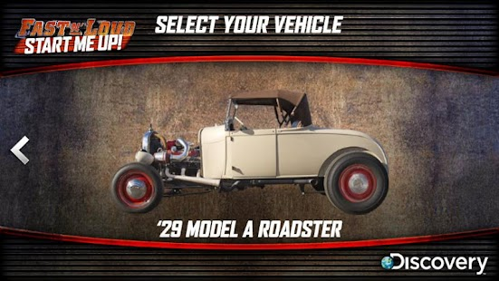 Fast N' Loud: Start Me Up! - screenshot thumbnail