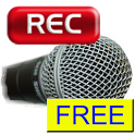 Voice Recorder FREE icon