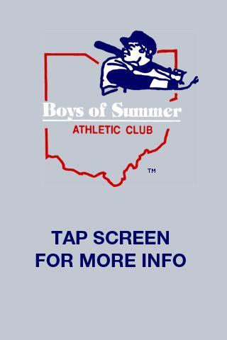Boys Of Summer- screenshot
