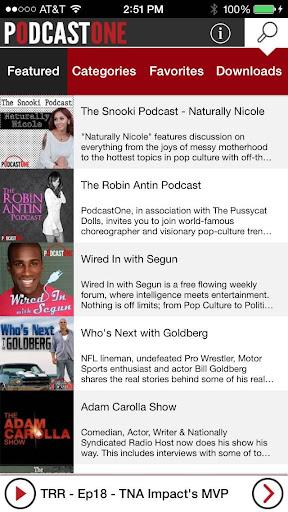 PodcastOne - Best 200 Podcasts