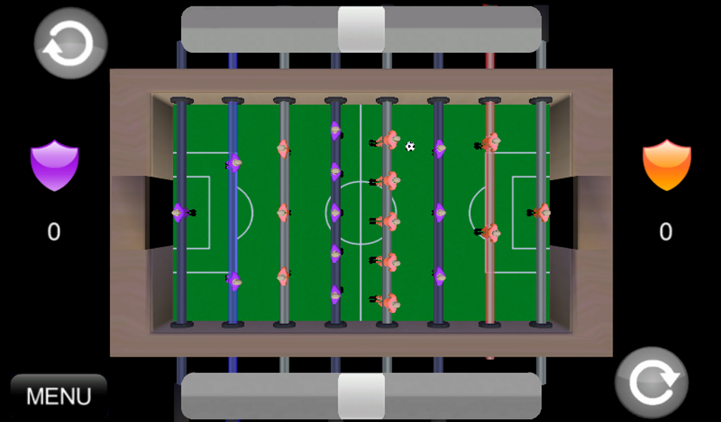 Foosball Extreme - screenshot