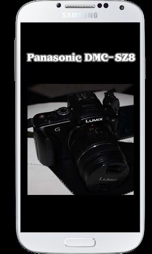 DMC-SZ8 Tutorial