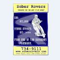 Sober Rovers logo