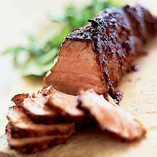 Asian Barbecued Pork.