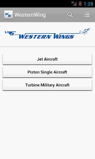 Western Wings Corp.