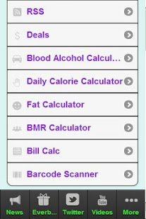 Diabetes Info - screenshot thumbnail