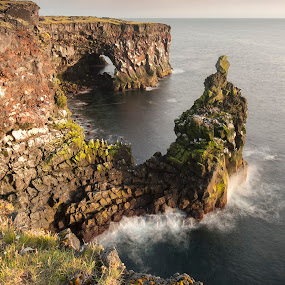 Svörtuloft Iceland by Brynjar Ágústsson - Landscapes Waterscapes ( west iceland, iceland, europe, landslag, vesturland, nordic-countries, snæfellsnes, ísland, svörtuloft, landscapes, landscape )