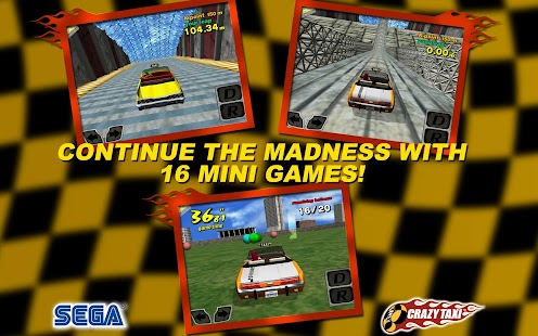 Crazy Taxi Classic™ Screenshot 10