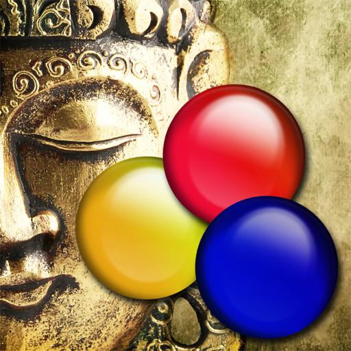 Nirvana Bubbles 解謎 App LOGO-APP試玩