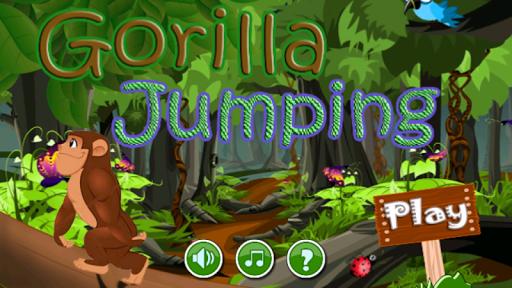 Gorilla Jumping