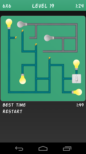 Bulbs - Puzzle Game