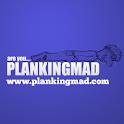 Planking Mad logo