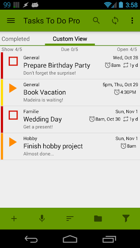 Tasks To Do Pro To-Do List