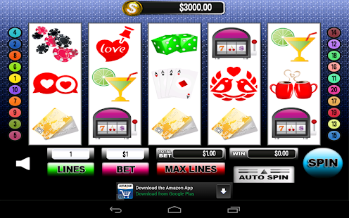 Love Coffee Slots Line 20 Free - screenshot thumbnail