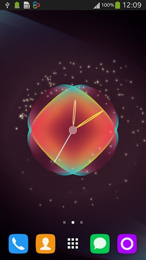 Beautiful Clock for Android