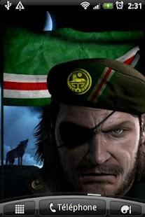 Chechen Warrior & Flag- screenshot thumbnail