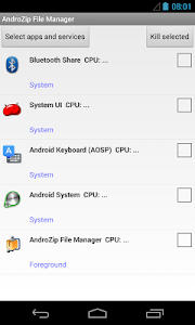 AndroZip™ FREE File Manager v4.7.0.1