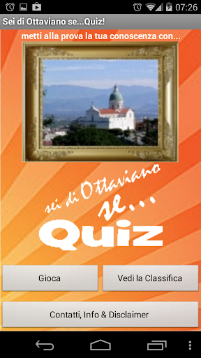 Sei di Ottaviano se...il quiz