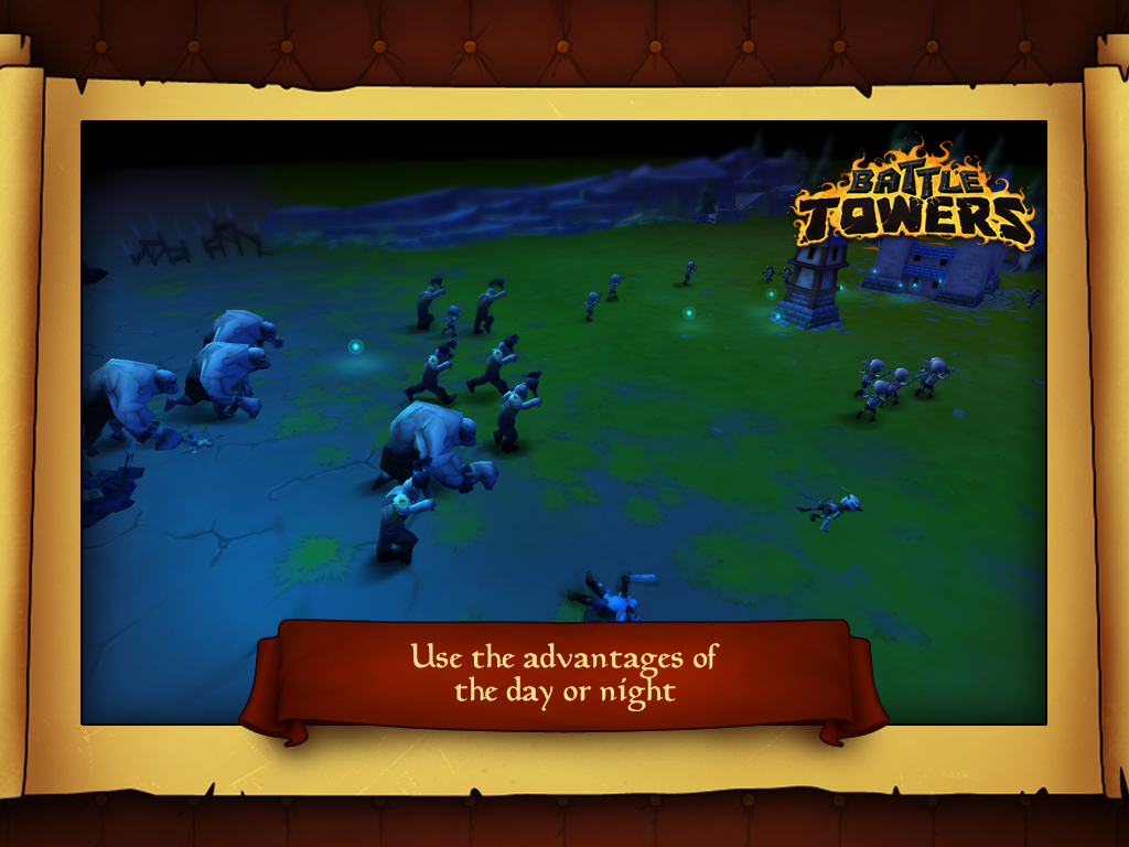Battle Towers - screenshot