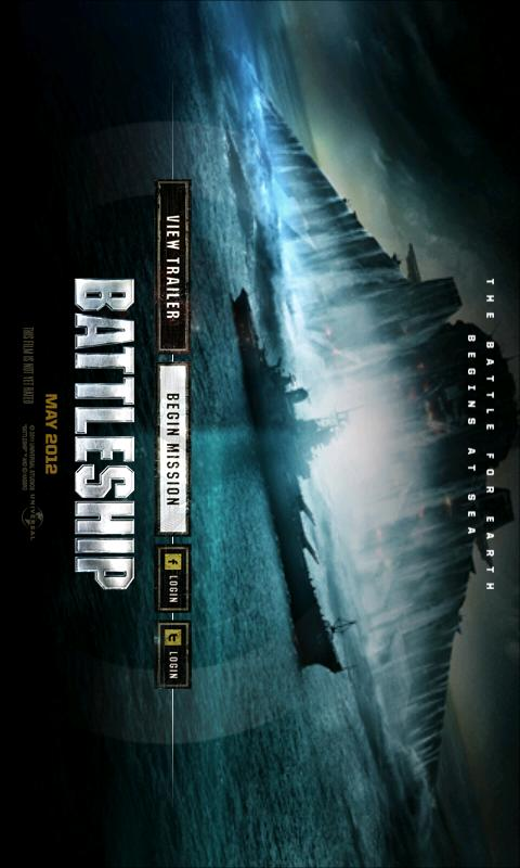 Battleship: Destroyer Experien - screenshot