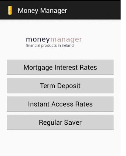 Money Manager Ireland