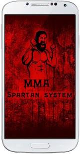 MMA Spartan: UFC Workouts Free