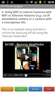 DIY Phone Gadgets Free - screenshot thumbnail