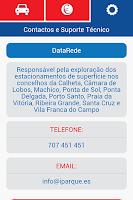Screenshot of iParque Mobile
