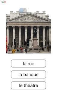 Aprender jugando. Francés free - screenshot thumbnail