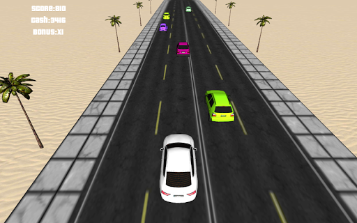 3D Speed Racing 2