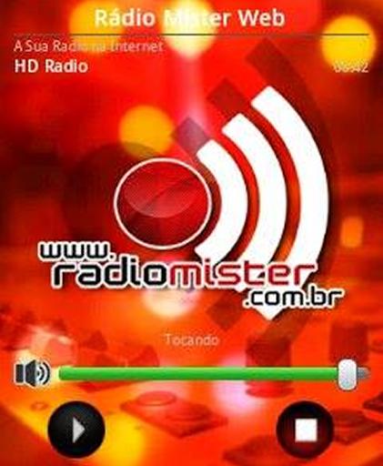Rádio Mister Web