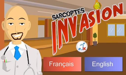 Sarcoptes invasion
