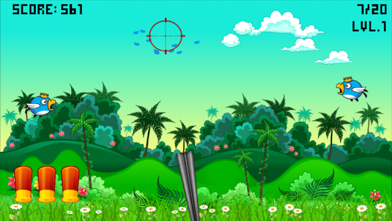 Bird Shooter - screenshot thumbnail