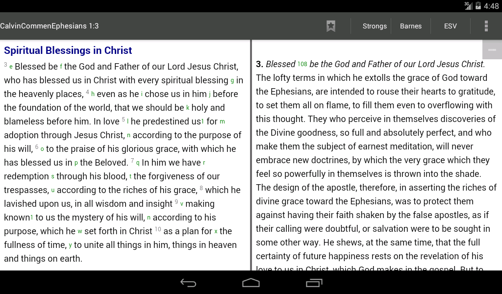 And Bible - screenshot