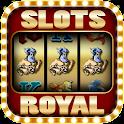 Spielautomaten - royal icon